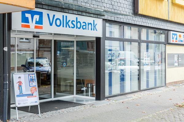 Volksbank Kurpfalz eG, Volksbank Kurpfalz eG - Filiale Birkenau, Im Herrengarten 4, 69488, Birkenau