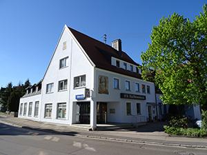 Raiffeisenbank Unteres Zusamtal eG, Raiffeisenbank Unteres Zusamtal eG, Marktplatz 3, 86647, Buttenwiesen
