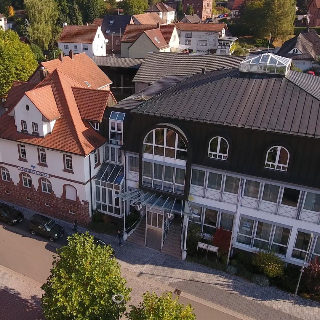 VR Bank Südliche Weinstraße-Wasgau eG, VR Bank Südliche Weinstraße-Wasgau eG, Geschäftsstelle Dahn, Pestalozzistr. 14, 66994, Dahn