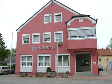 VR-Bank Landau-Mengkofen eG, VR-Bank Landau-Mengkofen eG - Geschäftsstelle Eichendorf, Oberanger 16, 94428, Eichendorf