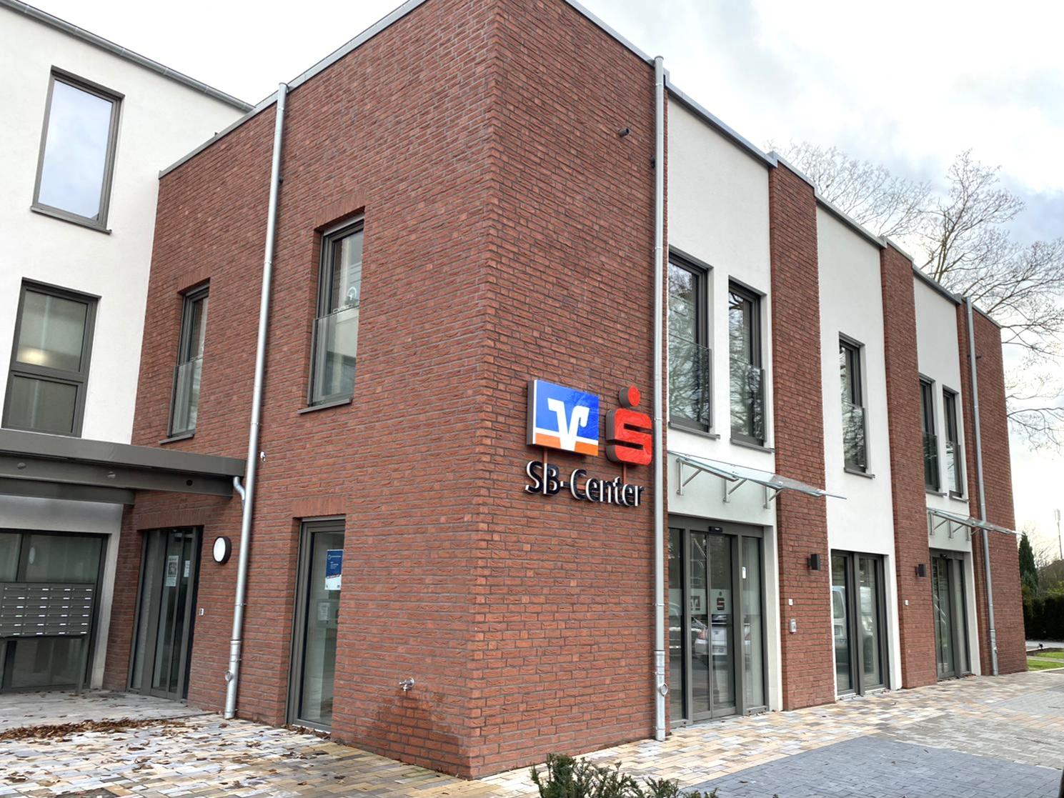 Volksbank Münsterland Nord eG, SB-Center Hauenhorst, Hauptstraße 22, 48432, Rheine