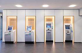 Volksbank Stuttgart eG, Volksbank Stuttgart eG SB-Filiale Postturm Schorndorf, Karlsplatz 1, 73614, Schorndorf