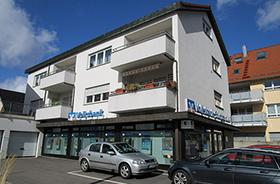 Volksbank Stuttgart eG, Volksbank Stuttgart eG Filiale Echterdingen, Hauptstraße 45, 70771, Leinfelden-Echterdingen