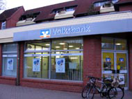 Volksbank Lüneburger Heide eG, Volksbank Lüneburger Heide eG - SB-Filiale Reppenstedt, Lüneburger Landstr. 1, 21391, Reppenstedt