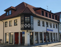 VR-Bank Coburg eG, VR-Bank Coburg   KompetenzZentrum Bad Rodach, Coburger Str. 5/7, 96476, Bad Rodach