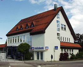 Volksbank Hohenzollern-Balingen eG, Volksbank Hohenzollern-Balingen eG, Geschäftsstelle  Rosenfeld, Balinger Str. 2, 72348, Rosenfeld