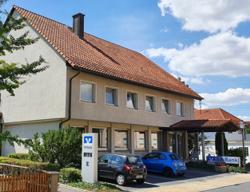 VR-Bank Coburg eG, VR-Bank Coburg   BeratungsFiliale Sonnefeld, Thüringer Str. 1, 96242, Sonnefeld