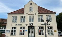 VR Bank Westküste eG, Filiale Tönning, Am Markt 6, 25832, Tönning
