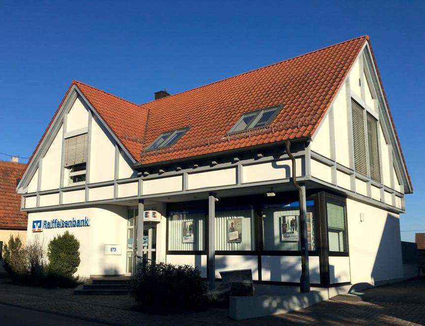 Raiffeisenbank Main-Spessart eG , Raiffeisenbank Main-Spessart eG Geschäftsstelle Urspringen, Rodener Str 5, 97857, Urspringen