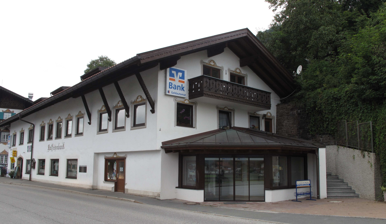 Raiffeisenbank Wallgau-Krün eG, Raiffeisenbank Wallgau-Krün eG, Dorfplatz 7, 82499, Wallgau
