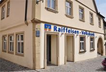Raiffeisen-Volksbank Haßberge eG, Raiffeisen-Volksbank Haßberge eG, Hauptstr. 1, 97475, Zeil