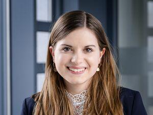 Sandra Bauer, Zahlungsverkehrsberater in der Firmenkunden-Bank